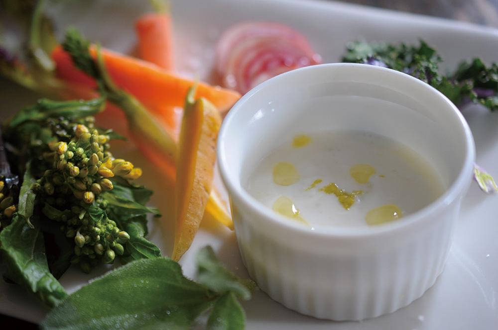 スティック野菜やフライのディップに
